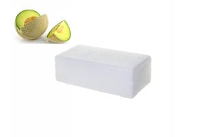 Obrazek Parafina kosmetyczna melon kostka 400 ml