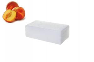 Obrazek Parafina kosmetyczna brzoskwinia kostka 400 ml