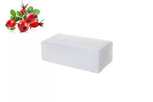 Obrazek Parafina kosmetyczna dzika róża kostka 400 ml