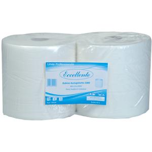 Obrazek Ręczniki papierowe Ręcznik papierowy Czyściwo ESCELLENTE 188 m 2 rolki