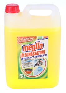 Obrazek Meglio odtłuszczacz uniwersalny lemon kanister 5 l