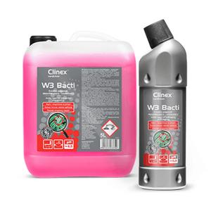 Obrazek Clinex W3 BACTI żel do mycia sanitariów 1 L