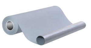 Obrazek Podkład papierowy podfoliowany w roli 50/40 m 2w papieru + 1w folii kolor szary 1 karton - 9 rolek