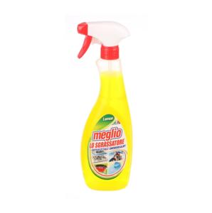 Obrazek Meglio odtłuszczacz uniwersalny lemon spray 750 ml