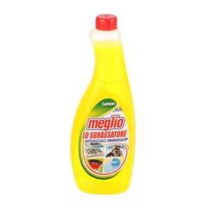 Obrazek Meglio odtłuszczacz uniwersalny lemon zapas 750 ml