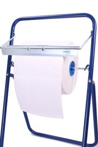Obrazek Ręczniki papierowe Ręcznik jednorazowy papierowy ręcznik fryzjerski 190 m opakowanie 2 rolki