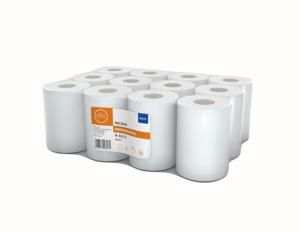 Obrazek Ręczniki papierowe Ręcznik papierowy 60 m 12 rolek R60/2
