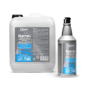 Obrazek Clinex Barren 1L Płyn do mycia i dezynfekcji powierzchni zmywalnych 1L