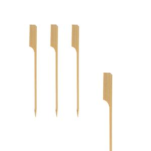 Obrazek Jednorazowe wykałaczki z bambusa wykałaczka 12cm 250 szt
