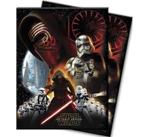 """Obrazek WYPRZEDAŻ Obrus Gwiezdne Wojny 120x180 """"Star Wars"""" Opakowanie 1 sztuka WYPRZEDAŻ -15%"""