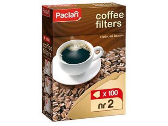 Obrazek WYPRZEDAŻ Filtry papierowe do kawy nr 2 100 sztuk WYPRZEDAŻ -15%