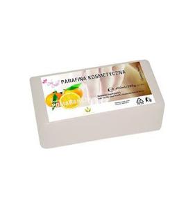 Obrazek Parafina kosmetyczna pomarańcza kostka 400 ml kod1315-1004