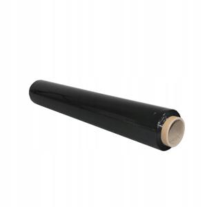 Obrazek Folia stretch 2,4 kg szerokość 50 cm kolor czarny