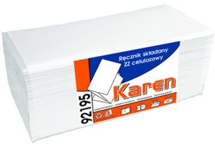 Obrazek dla kategorii Ręczniki papierowe jednorazowe kosmetyczne Ręczniki składane Z-Z