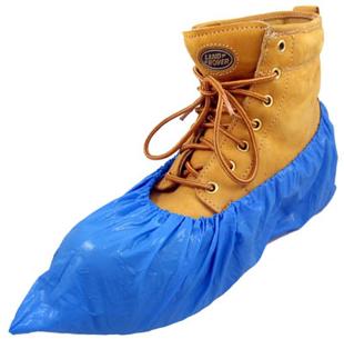 Obrazek dla kategorii Jednorazowe ochraniacze foliowe na buty