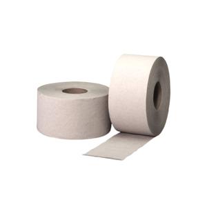 Obrazek Papier toaletowy 2 warstwowy biała makulatura PROFIT FI 18 cm 130 m Opakowanie 12 rolek