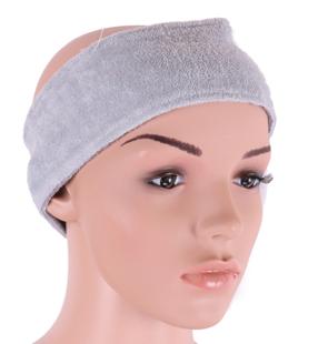 Obrazek dla kategorii Opaska kosmetyczna na włosy frotte standard komplet 2 sztuki