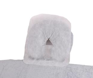 Obrazek dla kategorii Jednorazowe pokrycie na wycięciu w stole do masażu typu X