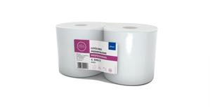 Obrazek Ręczniki papierowe Ręcznik papierowy 290 m 1 rolka Czyściwo białe C300