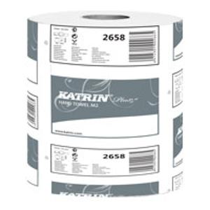 Obrazek Ręczniki papierowe Ręcznik papierowy 90 m 1 rolka  KATRIN 2658