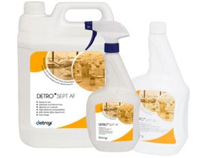 Obrazek DETRO SEPT AF 1L ZAPAS Detro płyn do dezynfekcji powierzchni i wyrobów medycznych